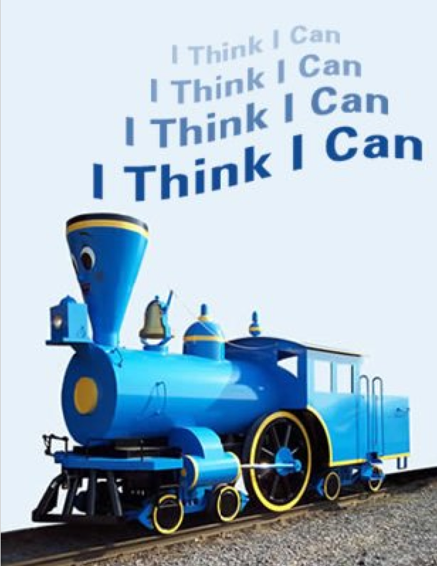 The Little Engine That Could at GSMR | Welcome To Tar Heel ... |Little Blue Engine That Could