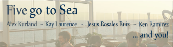Five go to sea banner