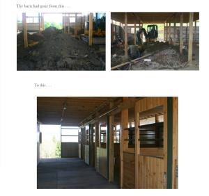 Indy barn transformed