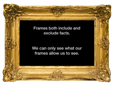Frames both include and exclude facts